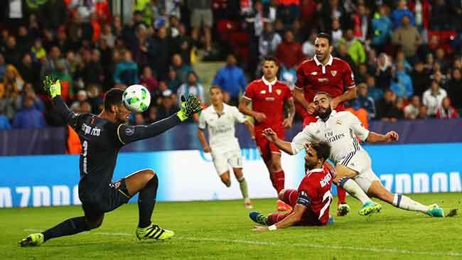 MADRID VS SEVILLA La Liga