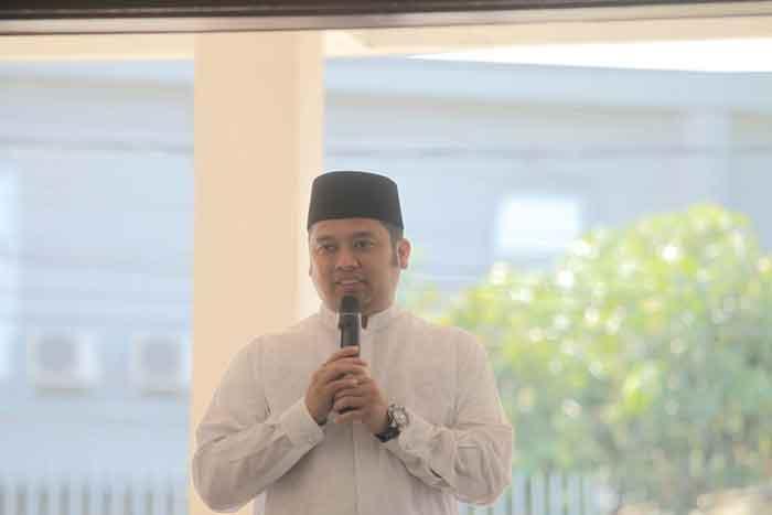 Arief di Rakorda Partai PKS