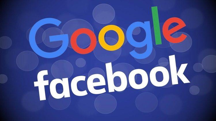 google dan facebook