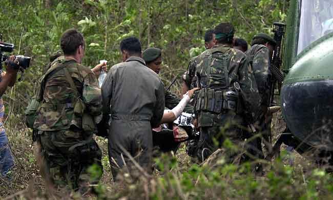 serangan militer filipina milisi