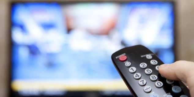 Menonton Telesivi Terlalu Lama