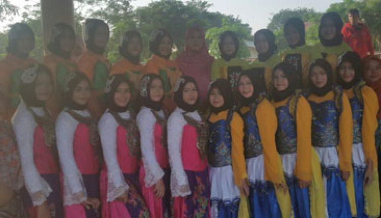 Tim Tari Lenggang Cisadane SMPN 6 Kota Tangerang