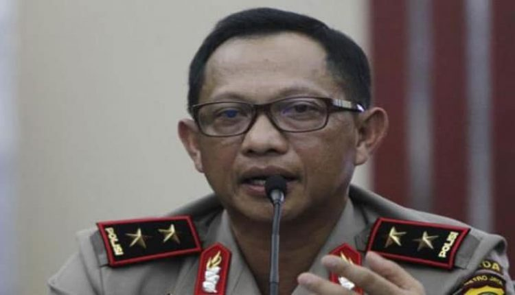 Komjen Polisi Tito Karnavian