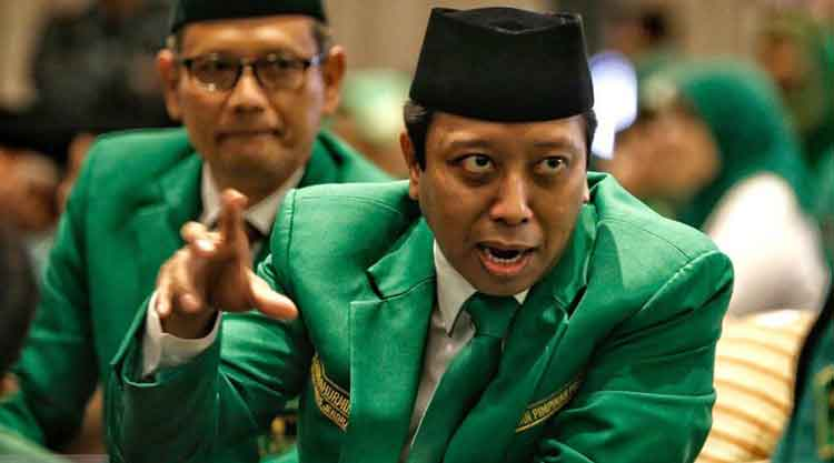 Romy Ppp Tersangka Picture: Konflik PPP Kata Romy Sudah Rampung Di Muktamar Islah