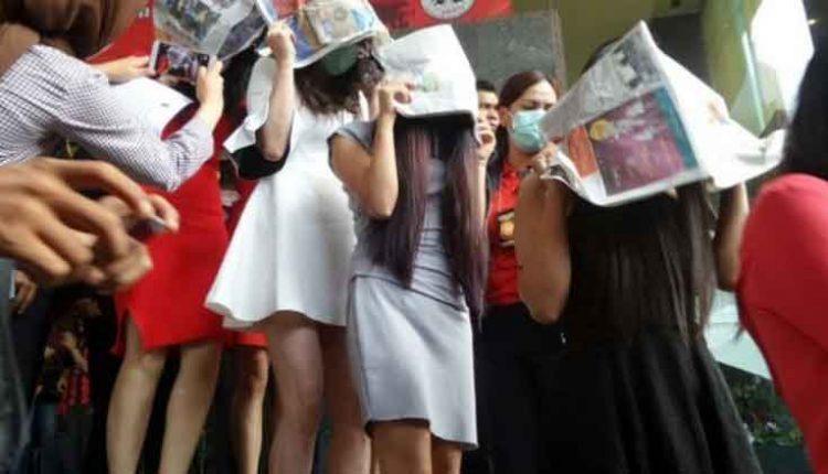 puluhan wanita penghibur asal china di tangkap