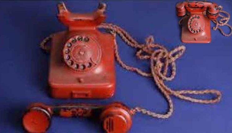 pesawat telepon milik Adolf Hitler Jerman