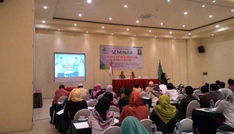 seminar bimbingan penyuluhan tingkat SMA Kota Tangerang