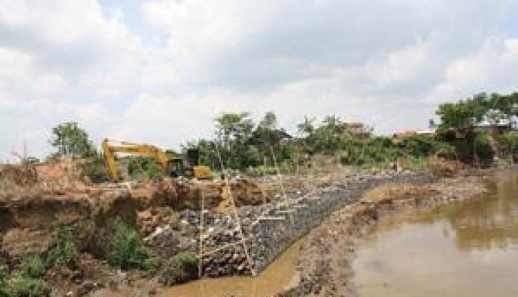 pencemaran timbal di sungai cisadane