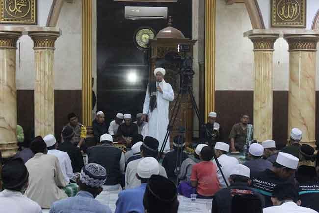Tawaqupan Menjelang Ramadhan Pengajian