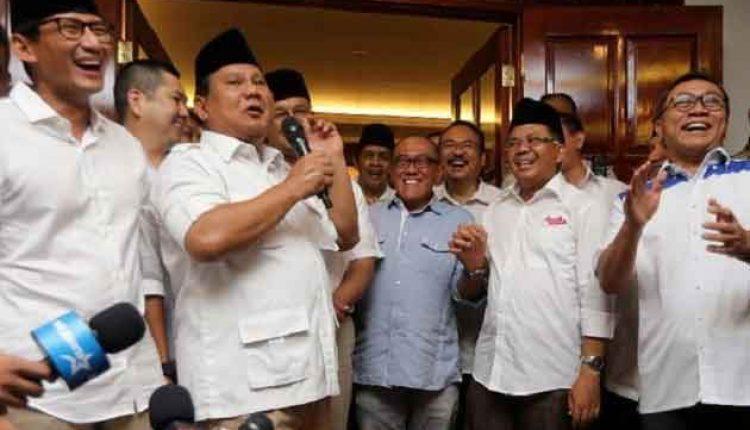 partai koalisi ok oce Kota Tangerang