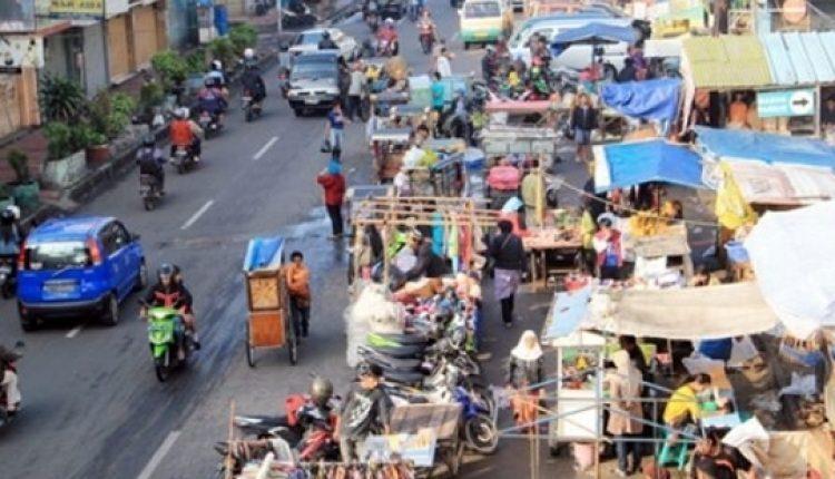 relokasi pkl pasar anyar dilakukan