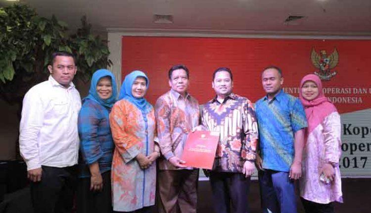 Walikota Tangerang peran koperasi sangat penting