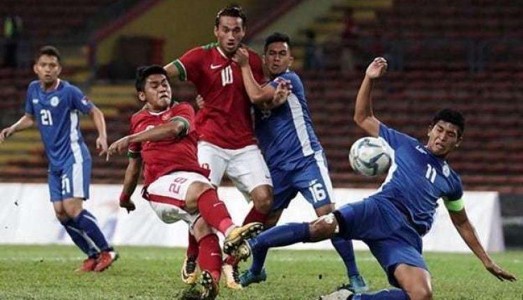 Timnas Indonesia U-22 Libas Filipina 3-0