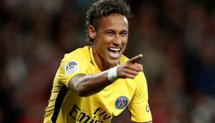 Neymar Tulis Debut Indah Bersama PSG