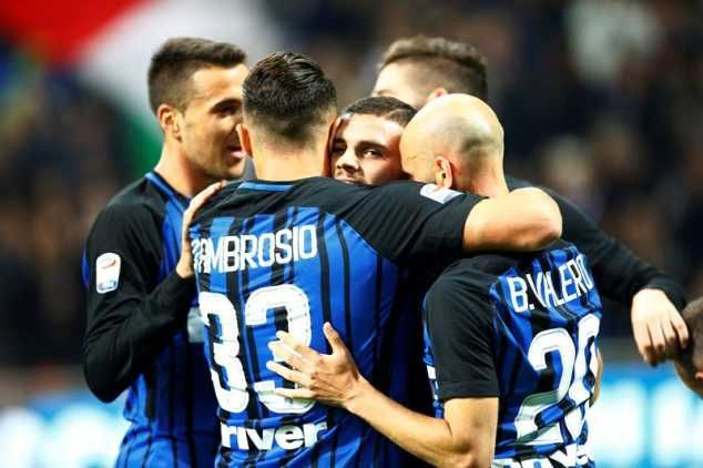 Inter Milan Lucuti Sampdoria