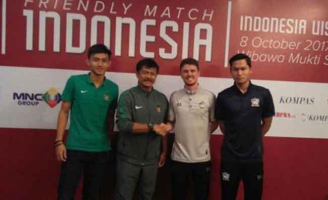 timnas Indonesia versus Thailand