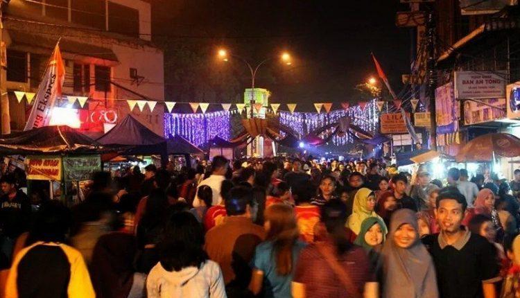 festival makanan kota tangerang