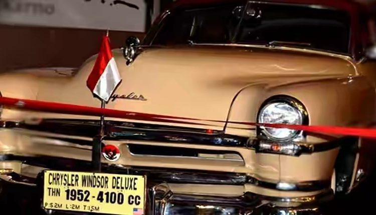 Mobil klasik Proklamator RI