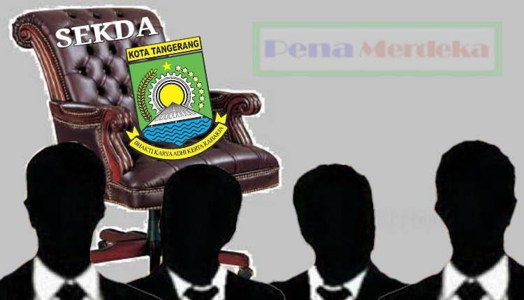 Kandidat calon Sekda Kota Tangerang